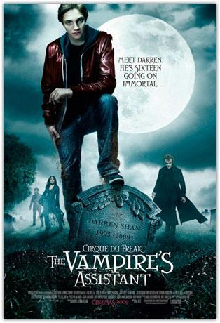 دانلود فیلم Cirque du Freak: The Vampire's Assistant