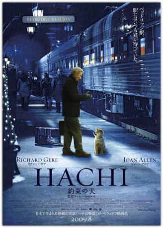 دانلود فیلم Hachiko: A Dog's Story